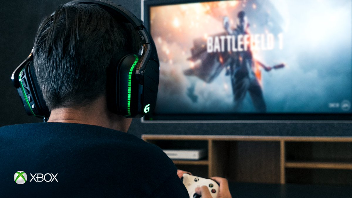 You could win a @LogitechG Headset and be gaming like the pros! #Battlefield1 #Sweepstakes https://t.co/C1f5uIAsHR https://t.co/3157G256WY