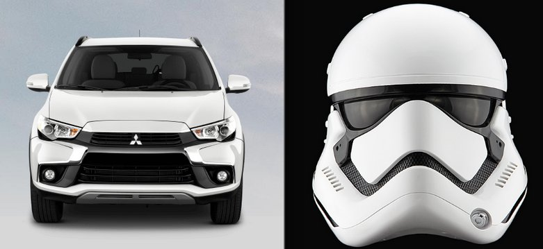 is it just us, or do a lot of cars look like Stormtroopers these days? https://t.co/s0oKDYrUXP #gallery #starwars https://t.co/JtIRrKyq5V
