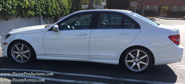 1 pic. #Love my new #car! #Mercedes C250! Knew what I wanted (I'm very #decisive & do a lot of #research)