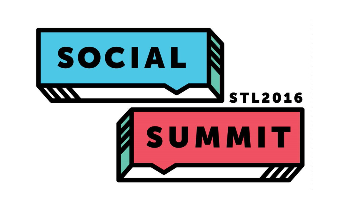 The #SMCSTL Summit will be Oct. 11 @MoulinEvents. Tickets are $35 (includes lunch/parking)! https://t.co/3SFYwkQwYT https://t.co/SA2qQXTE7M
