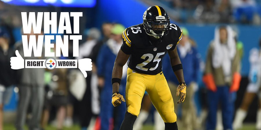 NFL Jerseys Nike - Steelers Podcast: Is Antonio Brown's trash talk to Artie Burns ...