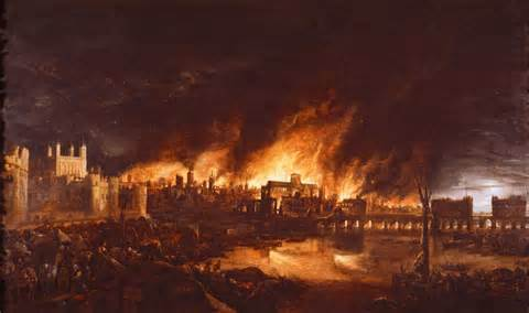 350 yrs ago at 2am on this day Sunday 2nd Sept 1666, the Great Fire of London began.... https://t.co/CXJTWukKR4