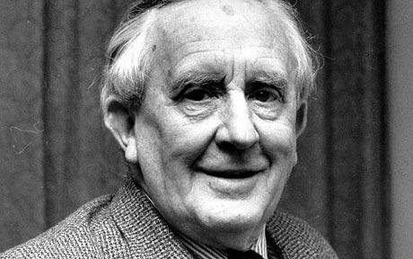 Today, let's just take a minute to remember the wonderful J.R.R. #Tolkien who died on this day in 1973. https://t.co/fwytCLtUif
