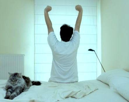 Tahukah Anda, Orang Yang Terbiasa Bangun Pagi Cenderung Hidupnya Lebih Bahagia - AnekaNews.net