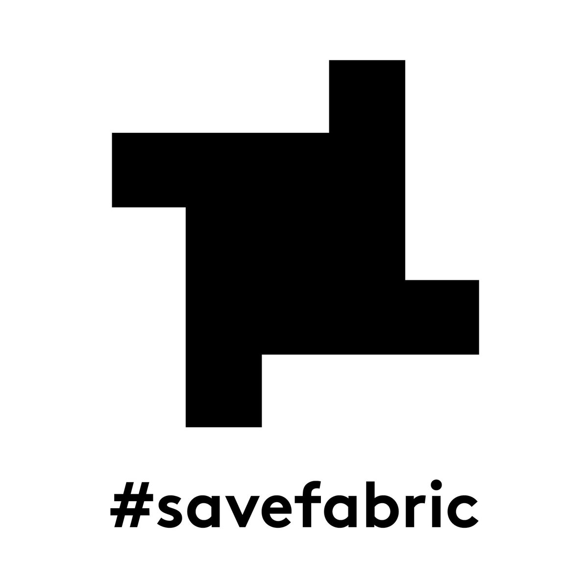 I have signed the petition to save @fabriclondon have you? #savefabric https://t.co/SKmtHC5ZRp