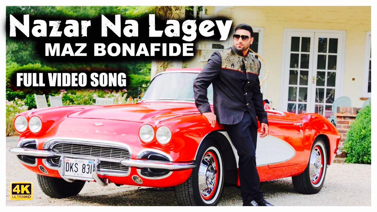 The official video for my new single 'Nazar Na Lagey' is out now..enjoy!  Retweet | Share  > https://t.co/J9pBIKbby4 https://t.co/SYuNvmsREz