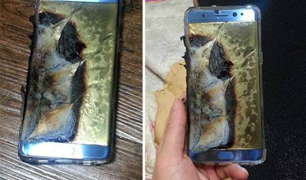 It's Official: Samsung Announces Global Galaxy Note 7 Recall Due To Exploding Battery Issue https://t.co/EaArI0ADO1 https://t.co/m70GpZfFjP