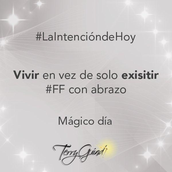 #pasion #gratitud #alegria #magia #valorolavida https://t.co/L3LVlGk36Y