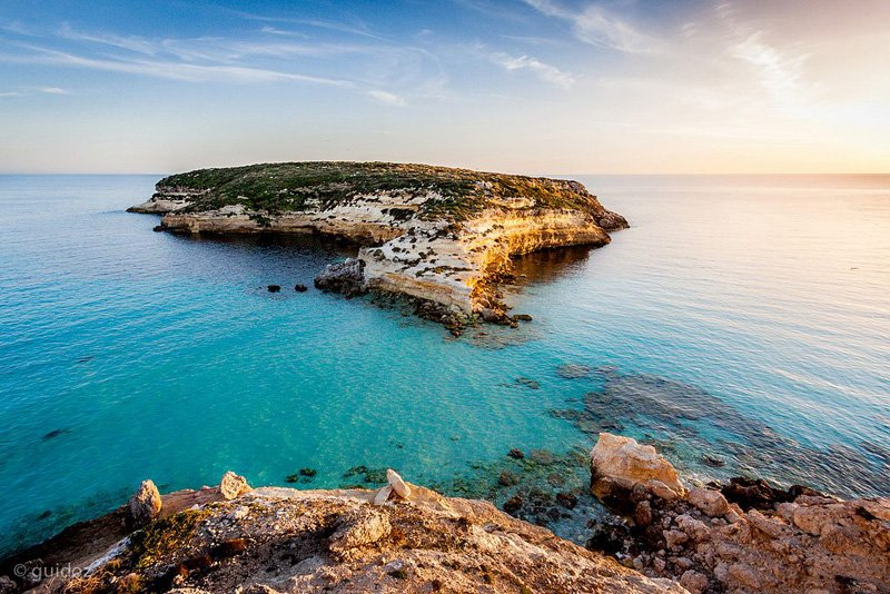 @VisitSicilyOP #iwinetc Paradise The beauty of the crystal clear waters of Lampedusa, https://t.co/mPUNzsC4OX https://t.co/ymWkqEIC8n