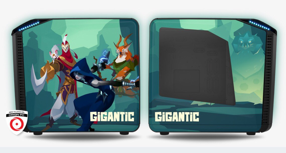 Our @GoGigantic PC Giveaway is LIVE!   Check it out at #PAXWest2016   Sign up to win: https://t.co/krlBnY4xtY https://t.co/LSZ9UPCidx