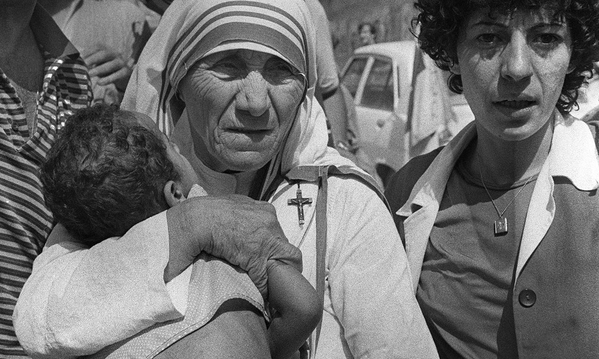 If you judge people, you have no time to love them. ~Blessed Teresa of Calcutta https://t.co/LHtm7Ny3Ux