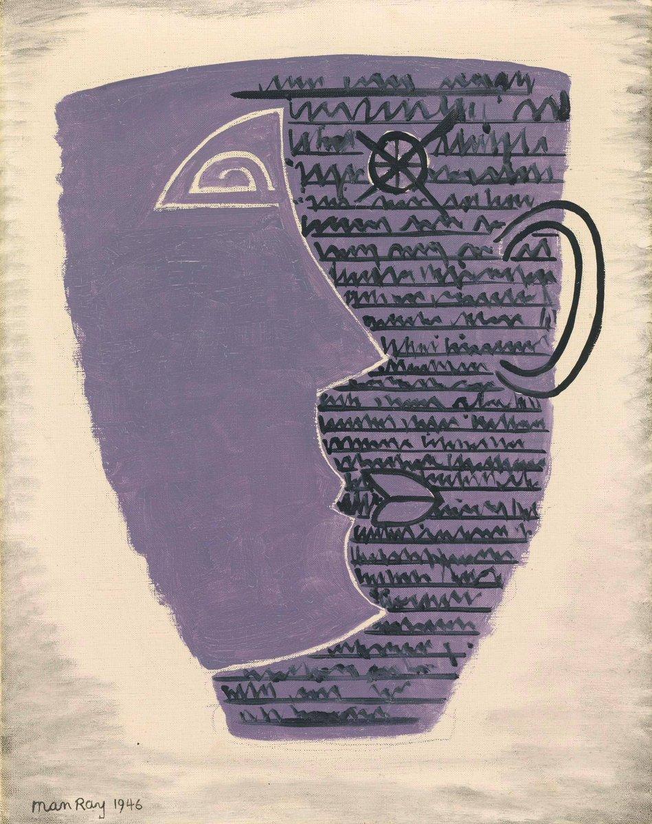 Man Ray - 'Vase Figure' 1946 https://t.co/ZQdUrkRoeB rt @literatura_rte