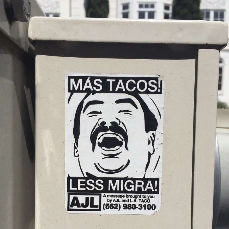 Have to say nothing has brought the community together more in recent times than #TacoTrucksOnEveryCorner https://t.co/ZVF86fbocA