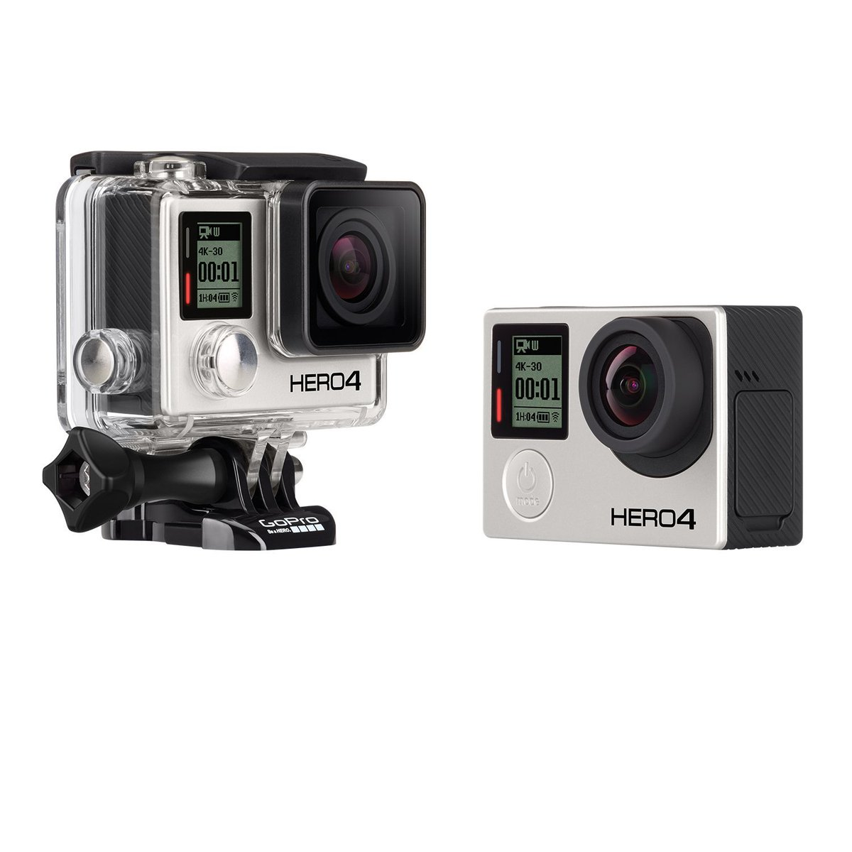 GoPro HERO4 BLACK 4K Action Camera #Oferta #Amazon #pctienda...