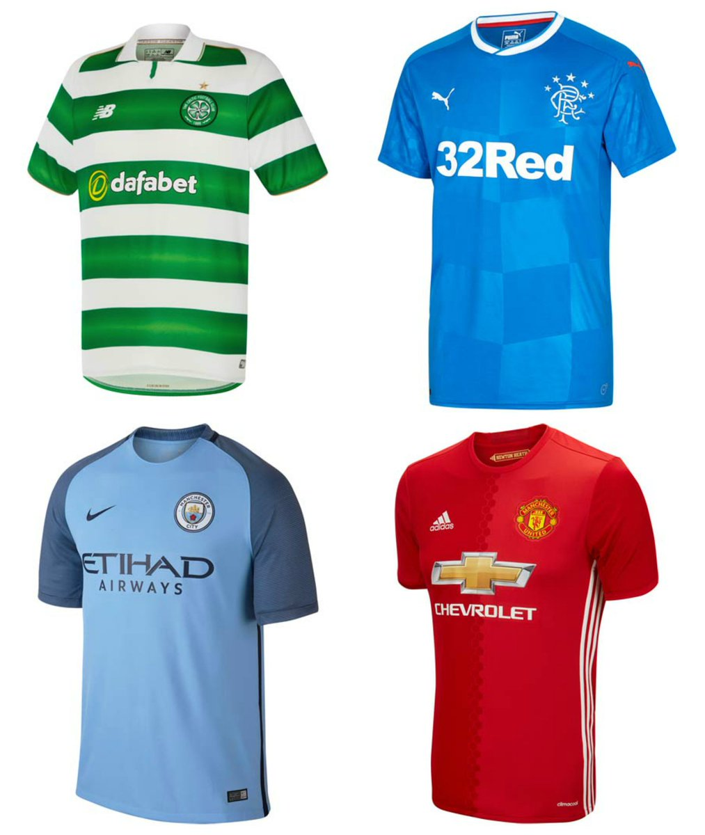 Its derby day! Make sure to get kitted out in your team's colours online and in store; https://t.co/uUkUktM3CX https://t.co/wgd9yvxiN9