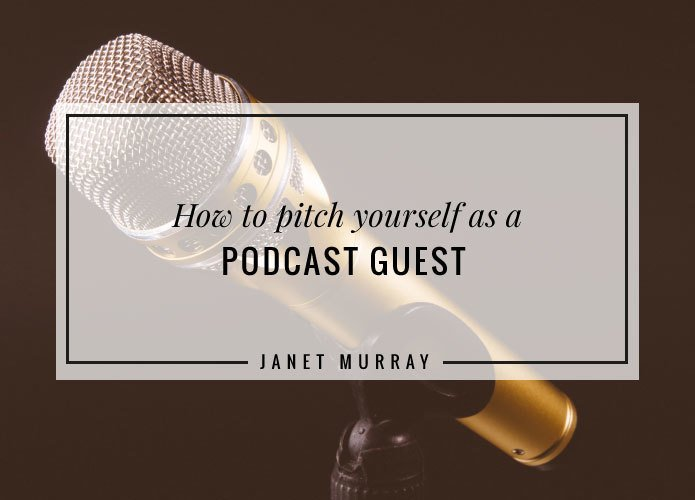 How to pitch yourself as a podcast guest - get my step by step guide https://t.co/1B6DqZRdj7 #soulfulpr https://t.co/2VuJFpcHJd