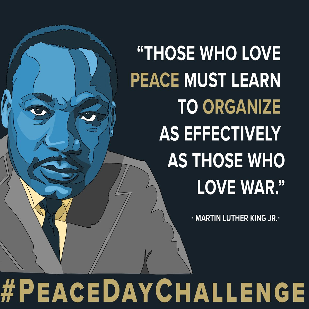 11 days until #PeaceDay, have you started your #PeaceDayChallenge? Share photos or short videos to inspire others! https://t.co/MUggCsHwxB