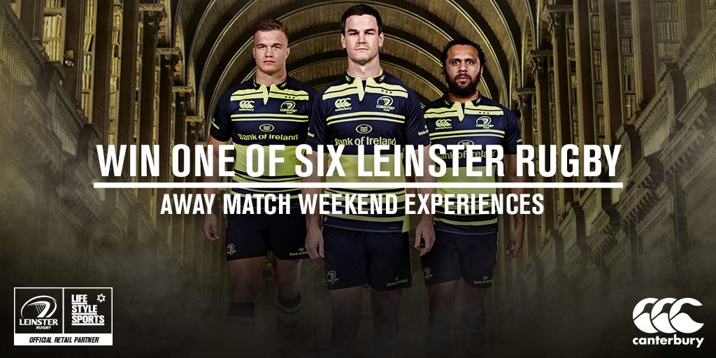 COMP: Get the new alternate jersey in-store or online & you can be in with a chance to travel with the team #GLAvLEI https://t.co/Wsun4h108J