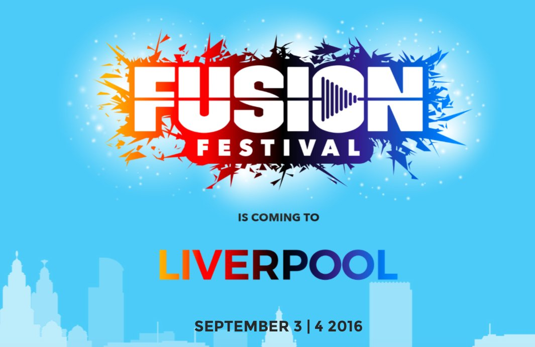 Fusion Festival 2016 Live Blog: Saturday and Sunday at Otterspool, Liverpool! https://t.co/taAc1Ta0vq #Fusion2016 https://t.co/i1Vf0HgOEY