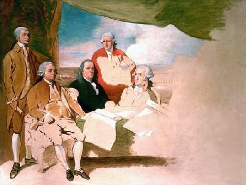 On this day in 1783, the final peace treaty was signed at Paris, ending the American Revolution. #otd https://t.co/PiWnVmzLZA