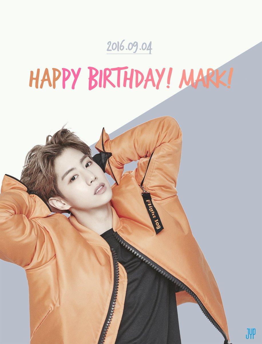 HAPPY BIRTHDAY Mark #HappyBirthdayMarkTuan https://t.co/6BEmb3Rz4K