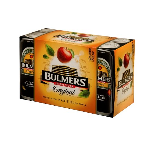 Bulmers Cans 8 Pack €13.00 https://t.co/AaWQVrW9c7