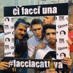 RT @lafacciacattiva: Signor @TheShark91, ci facci una #facciacattiva! #piazzabiancorossa https://t.co/inJ5iqkj6p