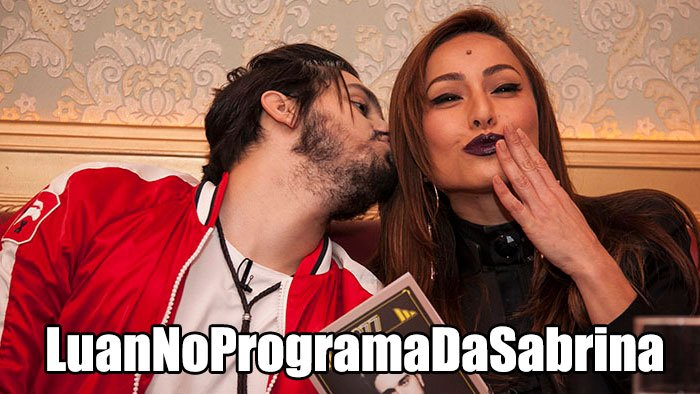 LuanNoProgramaDaSabrina