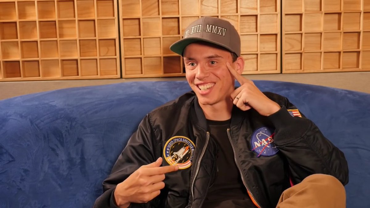 """You have to be your own biggest fan. You have to tell yourself you can do it."" - @Logic301 https://t.co/TkreqVBwyU"
