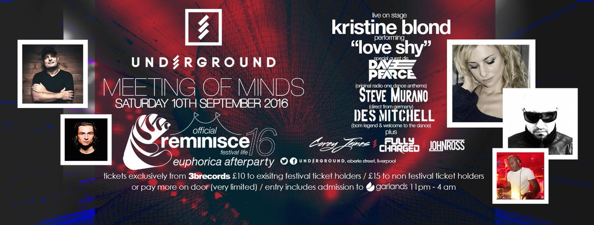 Grab you tickets for the @Reminisce2016 aftershow party in Liverpool @ThisIsLpool This Saturday #Liverpool https://t.co/rG2tOCj4CV