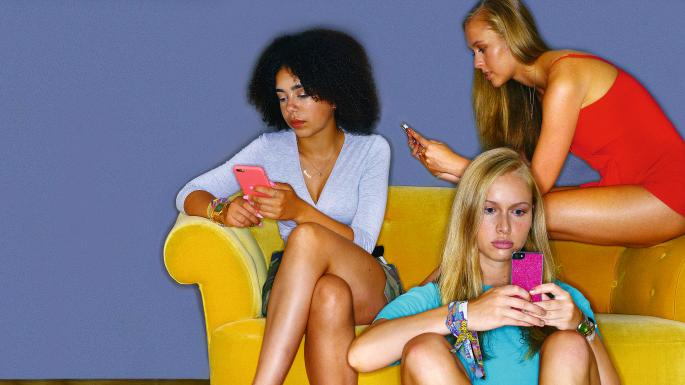 Nw Heres What Teen Girls Are Really Up To All Day