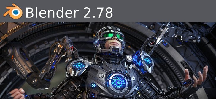 New post: Blender 2.78 Release Candidate is now available https://t.co/NQqcIWDQ5f https://t.co/I26FDVbDvE