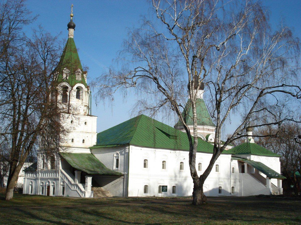 Александровская слобода музей заповедник официальный сайт фото