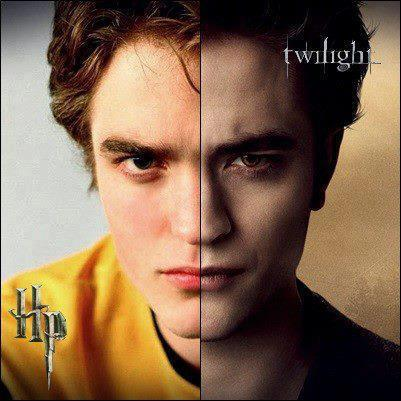 #HarryPottervsTwilight
