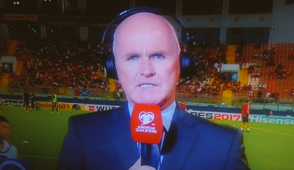 Nice to see Lobot's got a gig with Sky Sports since things went wrong at Cloud City. https://t.co/m89ViUbMuw