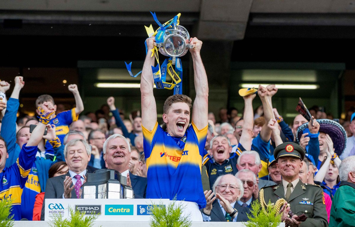 Congratulations @TipperaryGAA, another epic game of hurling. All-Ireland Finals never fail to disappoint! #KILvTIPP https://t.co/qtgIgMBvDv