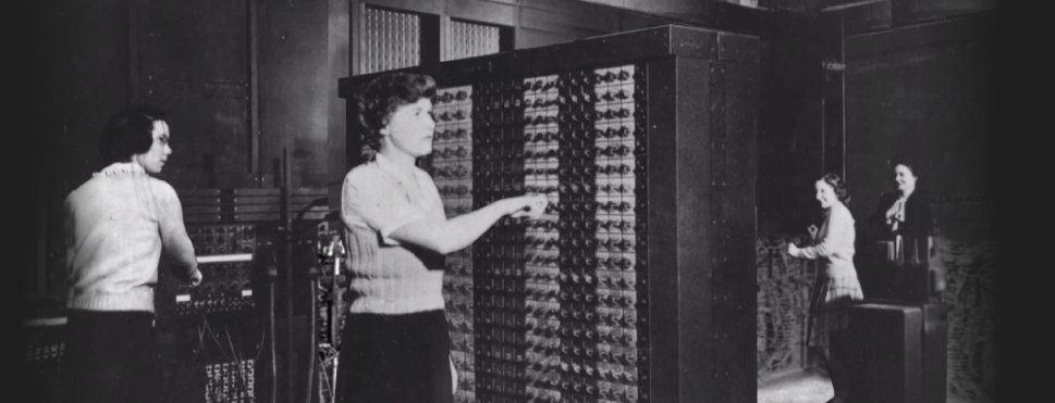The first modern computer programmers--6 women--used logical diagrams to program the ENIAC. https://t.co/orKUPdPywf https://t.co/uLfHVG2wGG