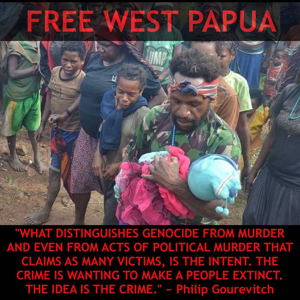 Focus your mind on the degree of suffering people experience in #WestPapua – a degree we can hardly imagine https://t.co/MsqCPasfh7