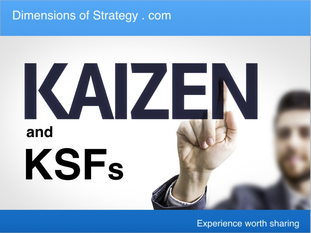 #Kaizen & KSF via @jkaonline  Interested in Strategy - Check out the Apple Case Study https://t.co/0VrEwEHvIy https://t.co/Xw8OpkSjQZ