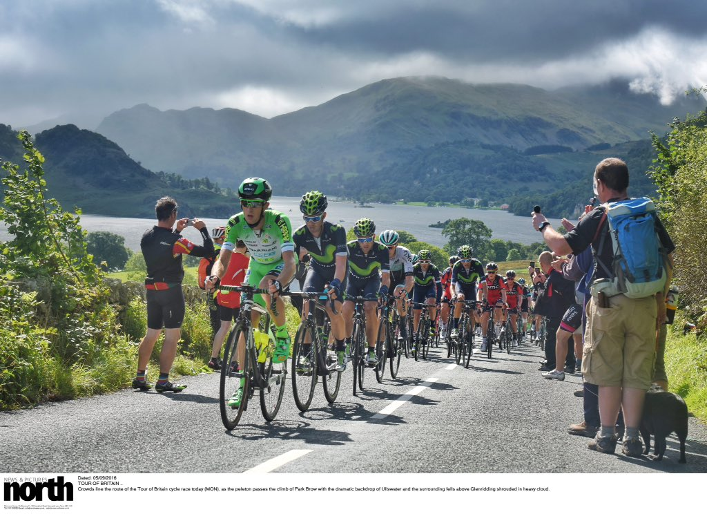 #tob2016 showcasing beautiful #Cumbria |fantastic photo as always @PaulKingstonNNP  https://t.co/VziUriIf7Z https://t.co/oXTBArXEsO