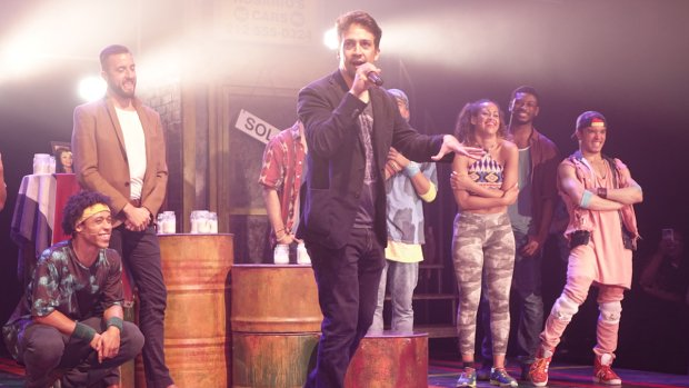 Watch Lin-Manuel Miranda make a speech during his visit to In The Heights London last night https://t.co/Y61jzcHGmb https://t.co/TBby27GGH8