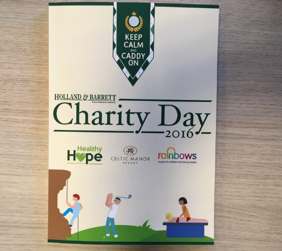 We're busy counting the pennies raised at our charity golf day last week! #InternationalDayofCharity https://t.co/LxerUKvqQo