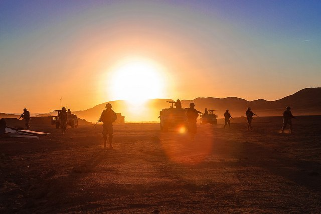 While #LaborDay is a day off for most, do not forget those who are keeping watch 24/7. #ArmyTeam https://t.co/AWM1zd0LvB
