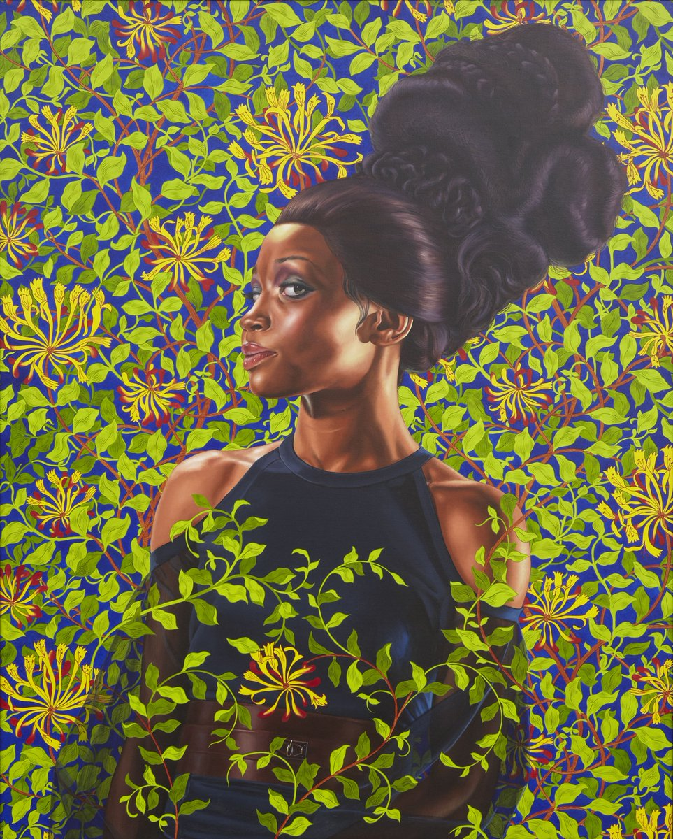 Today is your last chance to see Kehinde Wiley: A New Republic. The museum will be open until 5 p.m. #VMFA #WileyRVA https://t.co/DjHJpqnv6h