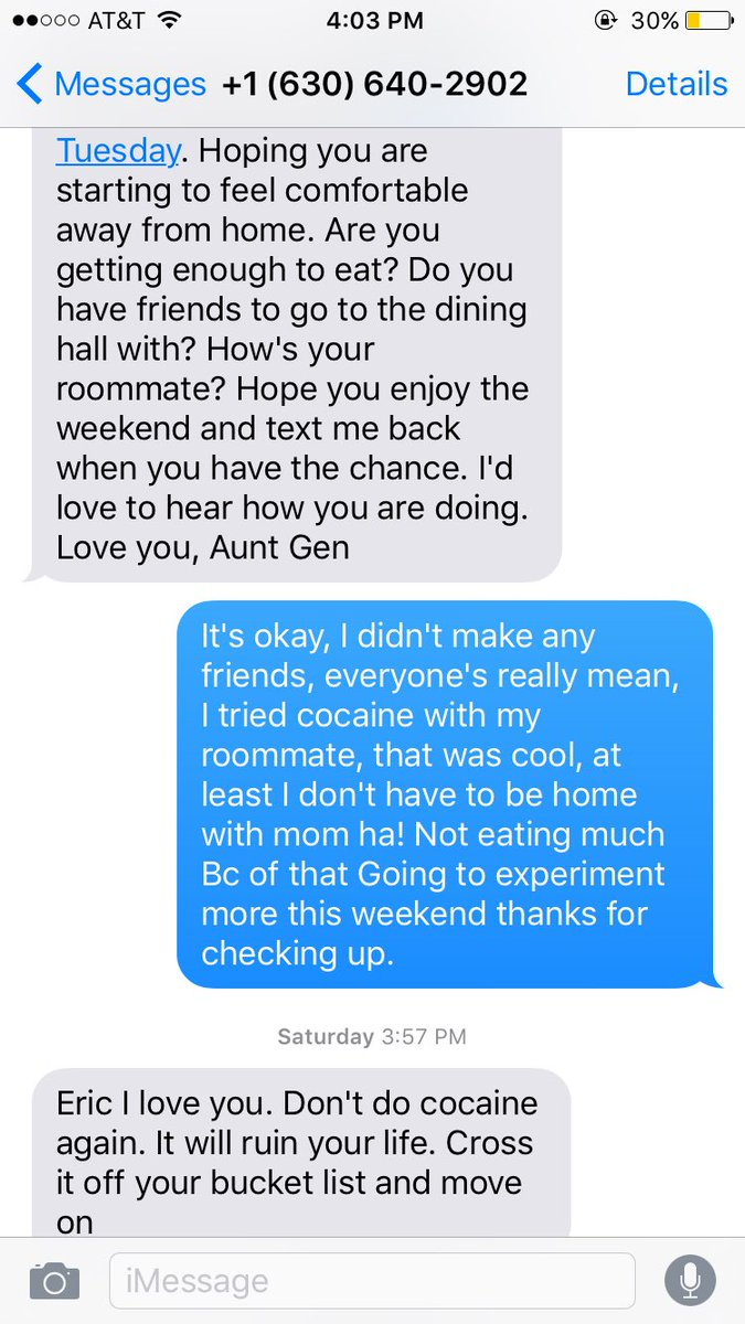 I always get txts for the person who had my number b4 me so I decided to have fun with it this time #SorryAuntGen https://t.co/SIB13huHTF