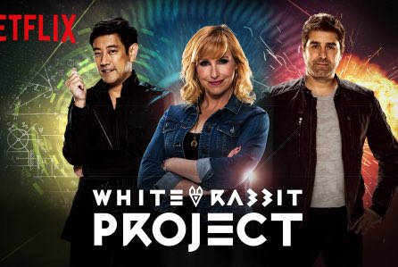 I can finally talk about our new show White Rabbit Project for @Netflix! Premieres Dec. 9. https://t.co/cd7W5ACYND