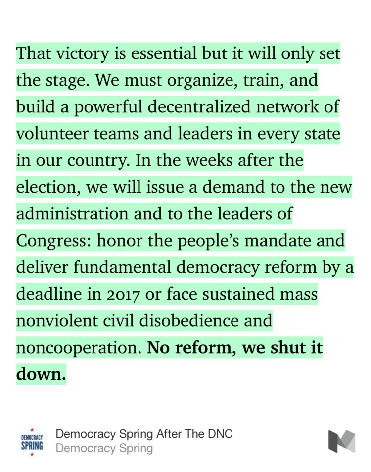 Defeating the neofascist @DonaldJTrump is only the first step. Then we get to work. https://t.co/dwbgwWSPcS https://t.co/G8VkOJjH0B