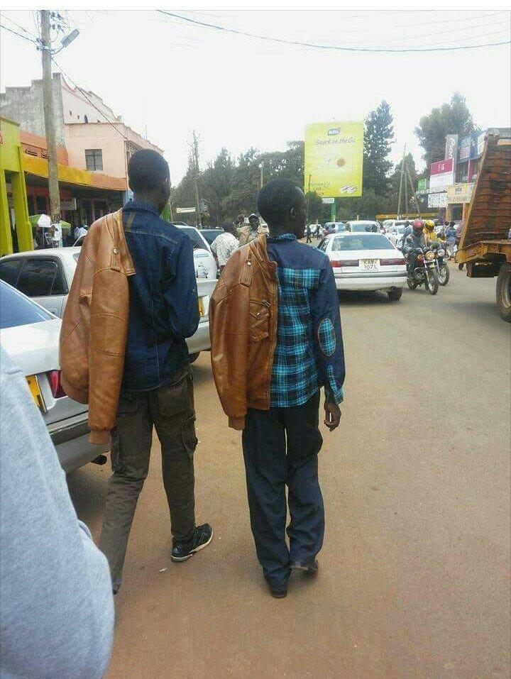 The Eldoret heart-throb duo,  'Chaget Edge'  famed for their hit singles 'Kip running' & '(steeple) chase my love', https://t.co/emnbgvNYkP