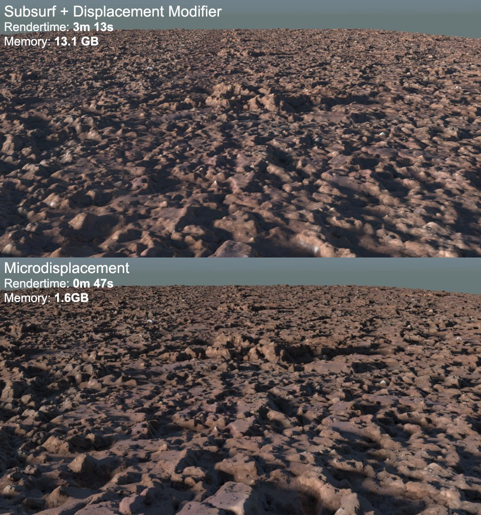 The new microdisplacement feature in 2.78 is a game changer! #b3d https://t.co/K3hg94szHH