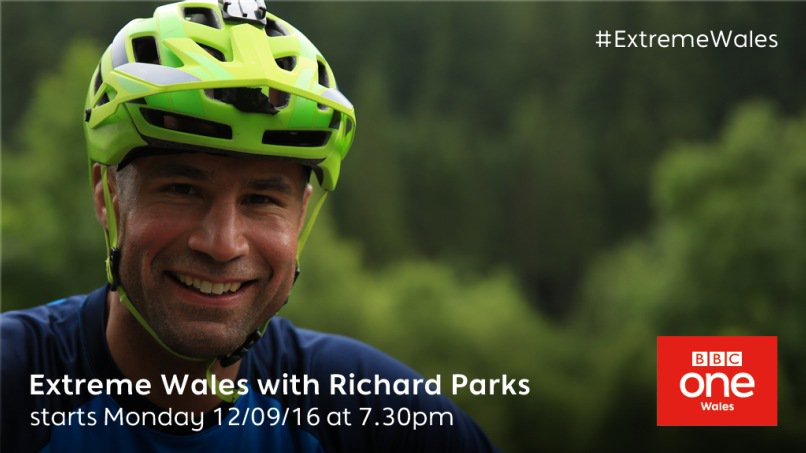 Richard's new TV series launches next week! https://t.co/RzG7cyA8i6 #ExtremeWales #FindYourEpic https://t.co/hzCvTqfQAV